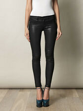 """NWT J Brand 901 waxed low rise 11"""" Skinny Legging jeans in stealth"""