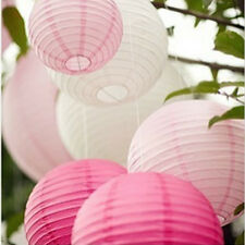 """1pcs 4"""" to 14"""" Multi color chinese wedding party home decoration paper lantern"""