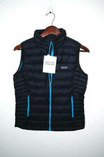Patagonia DOWN SWEATER VEST 800-Fill Traceable Navy AUTHENTIC 84628 Womens NEW