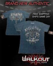 "AFFLICTION ""CONDEMNED"" AUTHENTIC  BRAND NEW MENS T-SHIRT NWT"