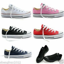 Classic canvas shoes Chuck Taylor Low Trainer Sneaker OX NEW sizes Shoes