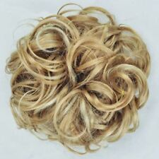 Extra Long Wavy Scrunchie Hair Piece Pony Wrap Wig Add On - Choose Color!