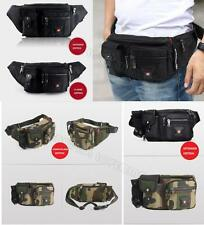 SWISSGEAR TRAVEL HIKING JOGGING BUM BAG BELT WAIST FANNY PACK SHOULDER SA8012