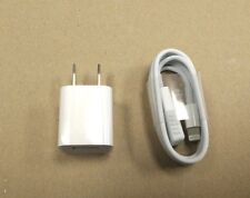 NEW OEM ORIGINAL APPLE iPHONE 6+ 6 5S 5C 5 CHARGER ADAPTER / USB CABLE A1385