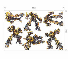 Lot Transformers Removable Wall Stickers Decals Kids Nursery Decor Mural R022