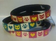Beastie Band Cat Collars - =^..^= Purrfectly Comfy - CATS, HEARTS & PAWS
