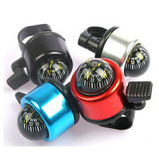 Multicolour Compass Metal Ring Handlebar Bell Sound for Bike Bicycle Low Price