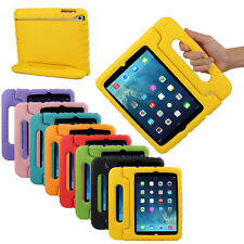 Kids Proof Safe Foam Shock Proof Handle Case Cover For iPad 2 3 4/For iPad Mini