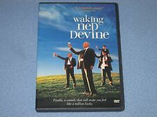 WAKING NED DEVINE (DVD, 1999) ***Rare, OOP!*** Authentic Region 1 DVD