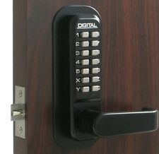 Lockey 2835 Mechanical Digital Door Lock Keyless Home Entry JB Keypad