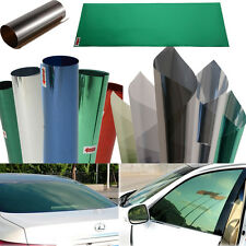 0.5m x 3m Roll Auto House Window Sunroof Tint  Vinyl Film Car Solar Protection