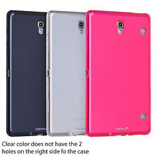 Matte Frosted Flexible Slim Fit Tablet Case Cover For Samsung Galaxy Tab S 8.4
