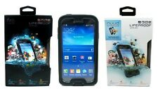 New LifeProof Samsung Galaxy S4- Nuud, Fre Waterproof,Shockproof Case - Black