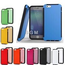 Apple iPhone 6 Slim case with Ultra Thin Screen Protector TPU + PC Hybrid Cover
