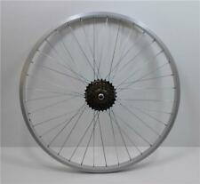 "26 "" Alloy REAR Mountain Bike Wheel & 5 SPEED FREEWHEEL Bicycle MTB (R)"