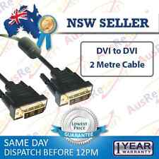 30cm 2m DVI 24+1 Male to DVI 24+1 Male Cable for PC Laptop LCD Monitor HDTV