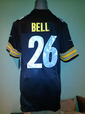 New Men's NFL LeVeon Bell Pittsburgh Steelers home football Jersey