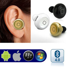 Mini Wireless Bluetooth 4.0 Stereo Headphone Headset Earphone For iPhone Samsung