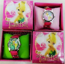 Lot Classic Tinkerbell Watches Children Cartoon watch Children Party Gifts T068