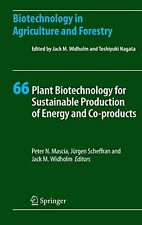 Plant Biotechnology for Sustainable Production of Energy and Co-products (Biotec