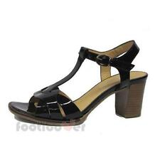 Shoes Igi&Co 38530 moda women's Heel Made in Italy comfort patent leather Black