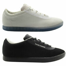 Puma Hussein Chalayan Conflate Mens Canvas Black White Trainers 354471
