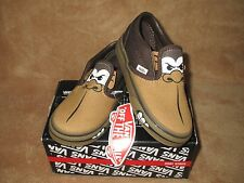 NEW VANS (MONKEY-SLIP) CLASSIC SLIP-ON SHOE TODDLER SIZES 4.5, 5