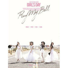 GIRL'S DAY - [LOVE] Vol.2 (Organization.ver)CD + Photobook + Poster Sealed K-POP