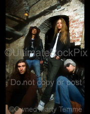 Layne Staley Photo Jerry Cantrell Alice In Chains 16x20 1993 by Marty Temme 4A