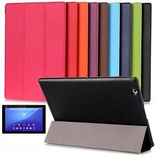ULTRA THIN SMART PU LEATHER CASE COVER FOR SONY XPERIA Z4 TABLET