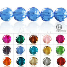 50Pcs 12mm Crystal Disco Ball Loose Beads 5003 DIY Jewelry Beads Pearls