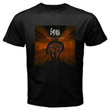 New GOJIRA Heavy Metal Rock Band Men's Black T-Shirt Size S to 3XL - 100% cotton