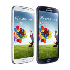 5.0 Samsung Galaxy S4 GT-I9500 Unlocked Smartphone 16GB 13MP Black White