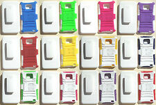 Samsung Galaxy SII S2 i9100 Phone Cover Case w/ WHITE Holster Belt Clip