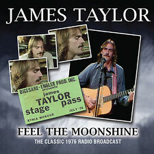 JAMES TAYLOR New Sealed 2015 PREVIOUSLY UNRELEASED LIVE 1976 CONCERT CD