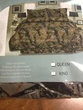 Camo Comforter Bedding King Sized New In Package