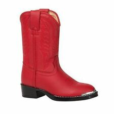 "Durango BT755 Infants Red 6"" Western Boots"