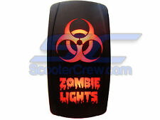 Red Zombie Light Switch Polaris UTV RZR XP1000 RZR4 XP900 Side By Side X 2015 LE