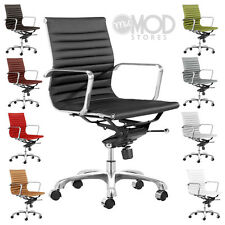 AG Executive Management Syle Lider Office Chair Mid Back Modern Office Chair