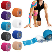 Athletic Muscle Support Sport Rocktape Kinesiology Tape Physio Strapping WUS