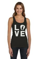 In Love With My Guitar - Guitarist Perfect Gift Idea Women Tank Top Cool