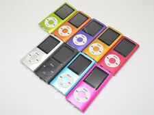 "New 32GB Slim Mp3 Mp4 Player With 1.8"" LCD Screen FM Radio, Video, Games & Movie"