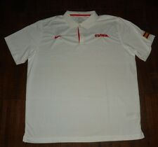Spanish National Basketball Team ESPANA Nike DRI-FIT Performance Polo New