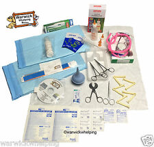 Warwick Whelping Boxes © Comprehensive Select Kit Delivery Pack opuppystim opt