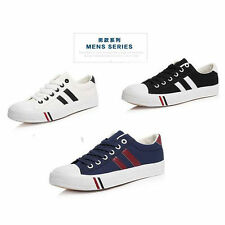 New Style Man's  Dunk Low Flattie Casual Canvas Sneakers Lace-up Leisure Shoes