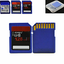 32GB 64G 128G High Speed SD Card Secure Digital Memory Card For Camera Notebook