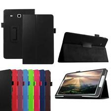 2015 Leather Stand Flip Case Cover For Samsung Galaxy Tab E T560 Keyboard Case