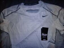 NIKE PRO COMBAT FITTED DRI-FIT SHIRT MENS SIZE XXL NWT $$$$