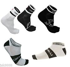 CASTELLI CYCLING BIKE SOCKS VARIOUS SIZES, STYLES AND COLOURS NEW WITH TAGS