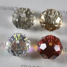 1 piece Swarovski Elements 5040 18mm RONDELLE Spacer Beads - Pick Colors